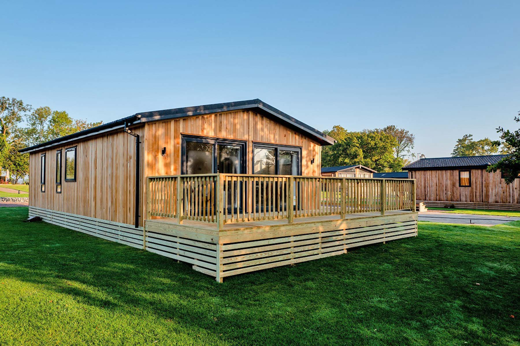 Cheap large holiday homes | Best family holiday parks UK | Caravan holiday Wales